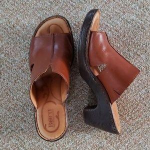 Born Shoes - Born | Melyssa Slide Sandle size 9